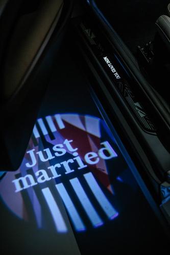 Royal Wedding, una Mini one-off per il Principe Harry e Meghan Markle (3)