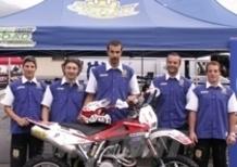 Il Team CF - Husqvarna per i Motorally 2007
