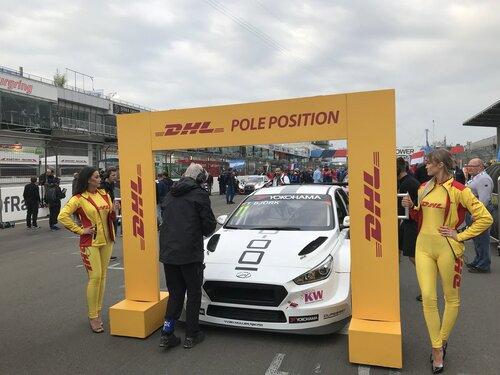 WTCR 2018 Nurburgring, Day1: doppietta Hyundai (6)