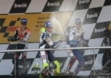 A Jerez Rossi torna a vincere