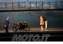 Debutto inconsueto per l'Aprilia RS 125