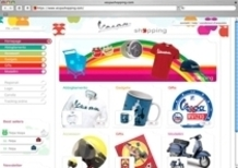 E' online il portale E-Commerce vespashopping.com