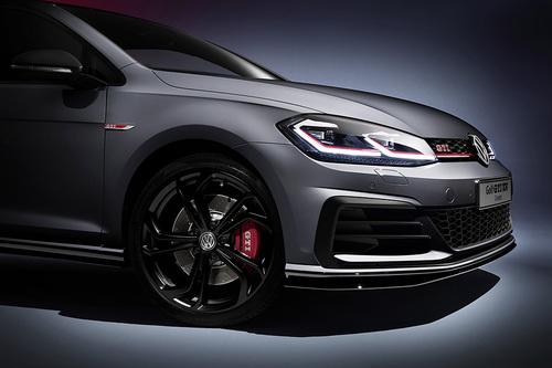Volkswagen Golf GTI TCR, in arrivo alla fine dell'anno (2)