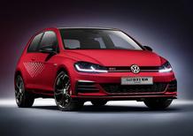 Volkswagen Golf GTI TCR, in arrivo alla fine dell'anno