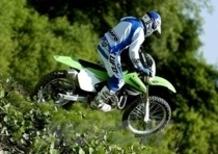 Kawasaki riduce il prezzo della KLX 450R