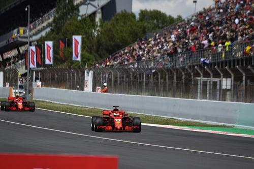 F1, GP Spagna 2018: vince Hamilton. Quarto Vettel (6)