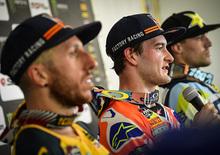 MXGP 2018. Il GP della Lettonia, dichiarazioni dal podio