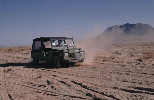 Citroen Mehari, la spiaggina del '68 compie 50 anni (5)