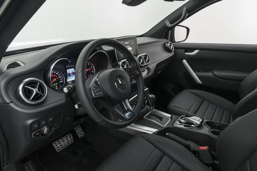 Mercedes Classe X, con Brabus il pick-up diventa ancora più estremo (5)