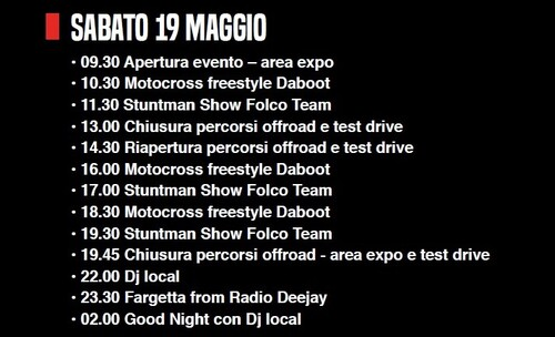 International Motor Days 2018: 3 giorni di off-road, stunt-show e divertimento (3)
