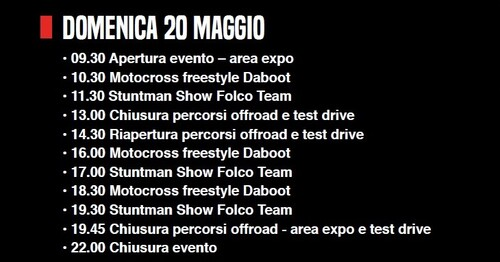 International Motor Days 2018: 3 giorni di off-road, stunt-show e divertimento (4)