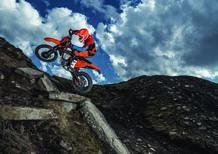 KTM EXC 2019: otto Enduro a 2 e 4 tempi da 125 a 500 cc
