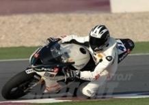 Il Team Triumph Italia Be1 Racing conclude i test a Doha