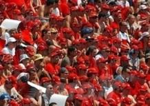 Da oggi in vendita i biglietti per la Tribuna Ducati al Mugello
