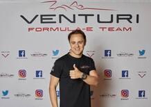 Formula E: Felipe Massa in Venturi dalla prossima stagione