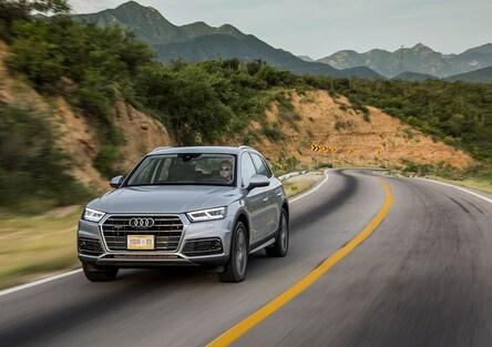 Audi Q5   Gran motore, tanti optional... forse troppi?