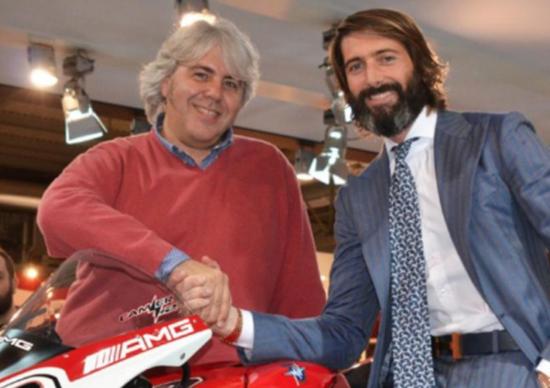 MV Agusta e Forward Racing in Moto2 dal 2019