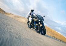 Yamaha Niken: prezzo e prenotazioni al via