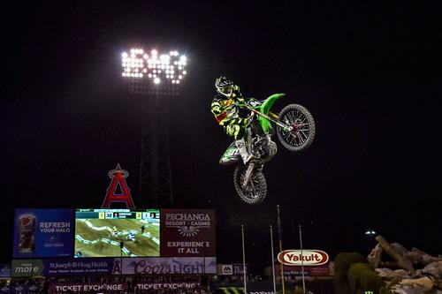 Supercross. Le foto più belle di Anaheim 2 (9)