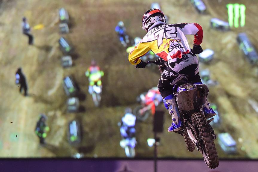 Supercross. Le foto più belle di Anaheim 2 (2)