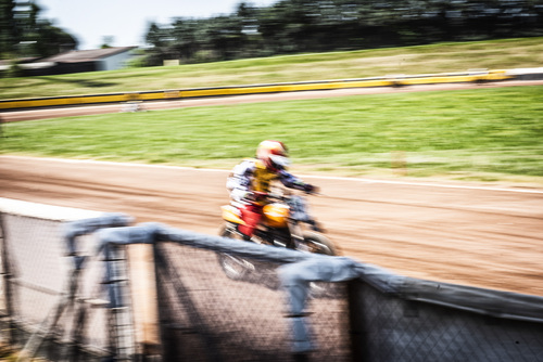 Over the top Flat Track, gara 1: un successo! (9)