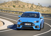 Ford Focus RS | Ovali ovali ovali e tanto divertimento... [Video]