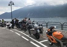 Motoraduno solidale: a Limone per la Fondazione Italiana 2 ruote