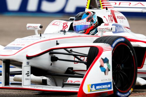 Formula E, ePrix di Berlino: pole per Abt (5)