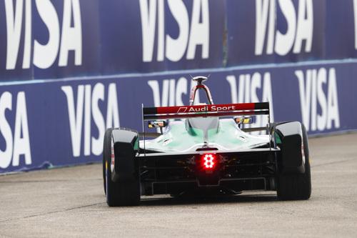 Formula E, ePrix di Berlino: pole per Abt (7)