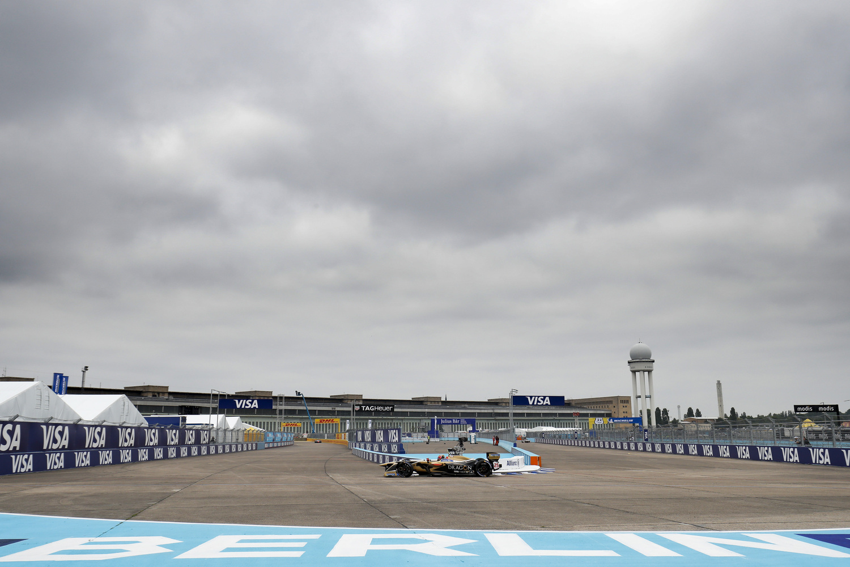 Formula E, ePrix di Berlino: pole per Abt