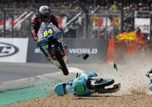 VIDEO. Kornfeil tenta l'MX con la Moto3