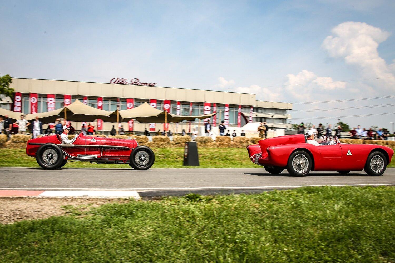 I piloti Alfa Romeo Sauber F1 al museo storico di Arese [video]