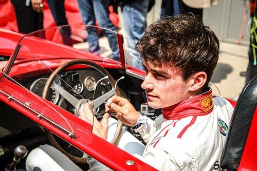 I piloti Alfa Romeo Sauber F1 al museo storico di Arese [video] (3)