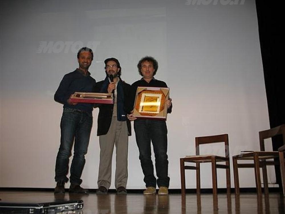Michele Orlando, l'assessore Arduino Tassi e Giampiero Pagliochini
