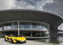 McLaren, nuovi capitali per la strategia finale