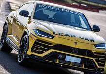 Lamborghini Urus diventa la Lead Car del Supertrofeo