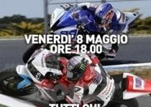 Anthony West (Honda) e Fabien Foret (Yamaha) a Monza con Mtech