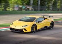 Salone di Parigi 2018, anche Lamborghini non ci sarà