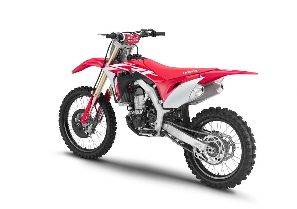 Honda CRF 450 R (2019) (5)