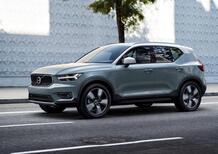 Volvo XC40, aumenta la produzione