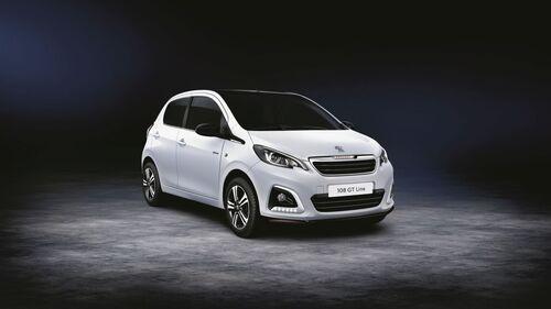 Peugeot 108 2018, aggiornamenti in vista