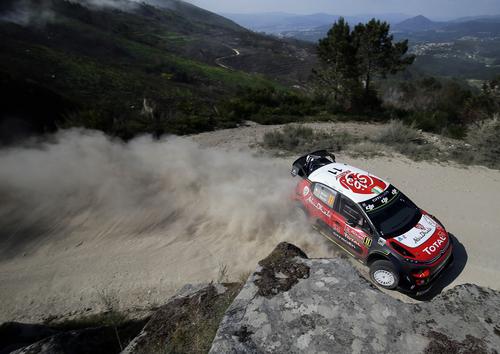 WRC, Rally Portogallo 2018: le foto più belle (8)