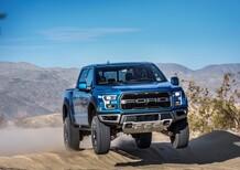 Ford F150 Raptor M.Y. 2019, per lui nuove sospensioni
