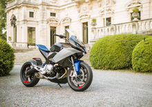 BMW Motorrad 9cento: video anteprima della concept da Villa d'Este!