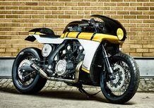"Yamaha VMAX ""CS_07 Gasoline"" Yard Built"