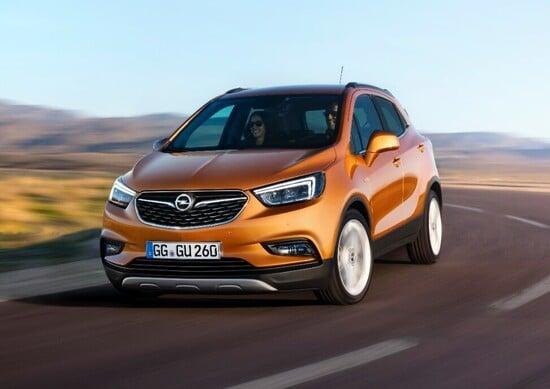 Opel Mokka X, ancora più avventura