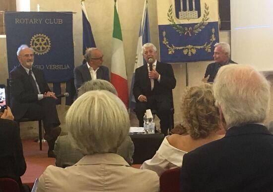 A Walter De Silva il premio internazionale Barsanti e Matteucci 2018