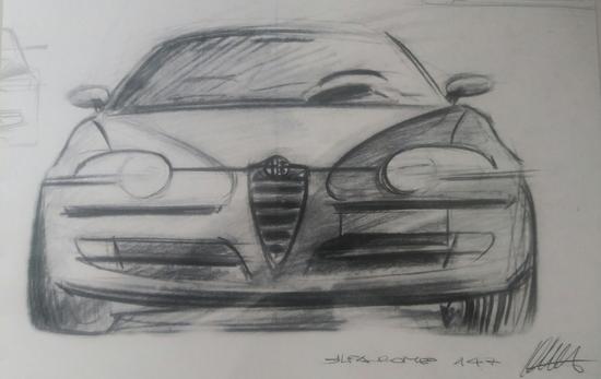 Lo sketch di De Silva