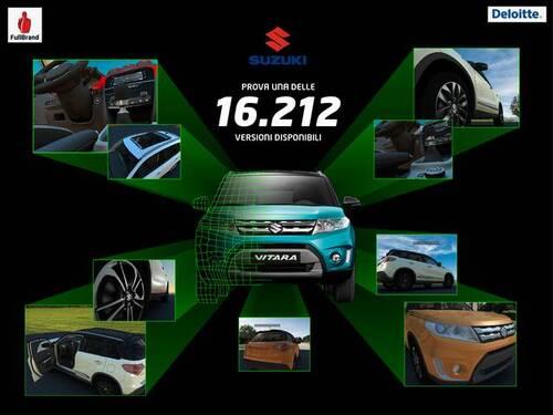 In arrivo il nuovo simulatore Suzuki: percezione di tutte le varianti possibili (2)