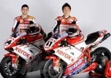 Ducati Xerox Team chiude i due giorni di test al Mugello